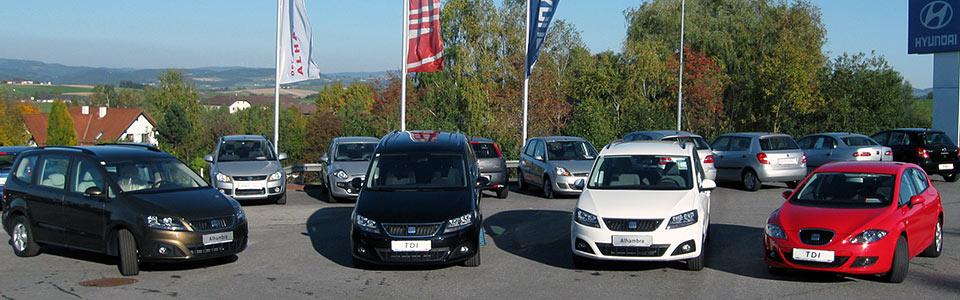 Auto Jäger GmbH, Ihr Spezialist für Seat, Hyundai u. Gebrauchtwagen.